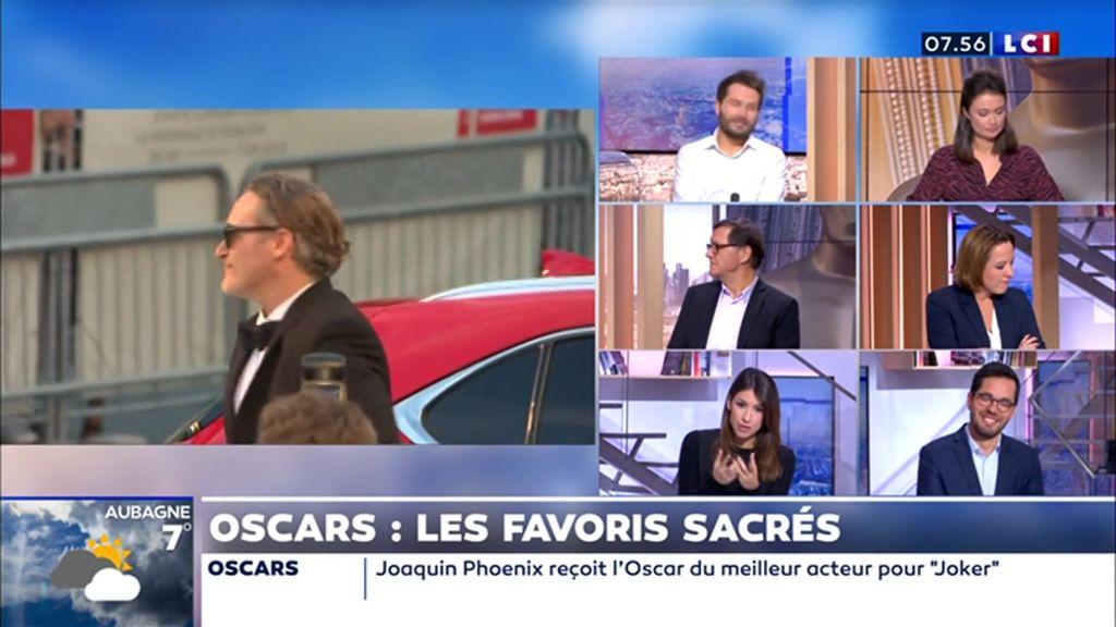 """Emmenez-Moi"" : Oscars, les favoris sacrés"