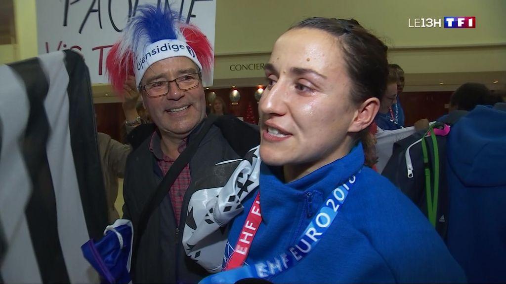 Euro féminin 2018 de handball : les Bleues sacrées championnes d'Europe !