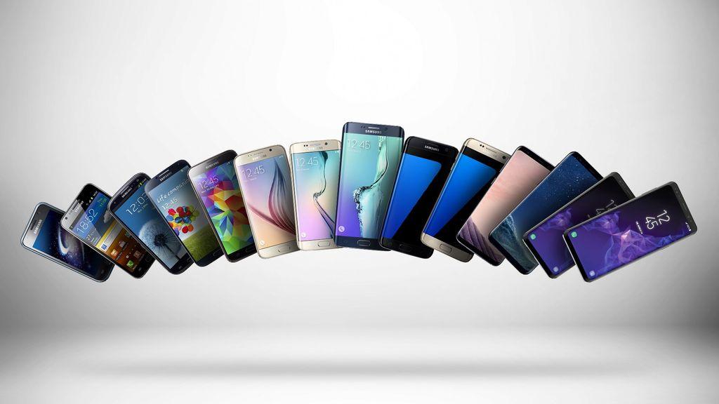 VIDÉO - Galaxy S : face à l'iPhone, 10 ans de smartphone haut de gamme selon Samsung