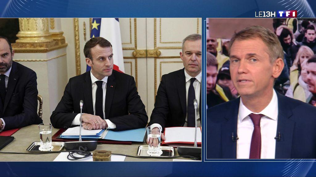 Gilets jaunes : Emmanuel Macron joue son quinquennat