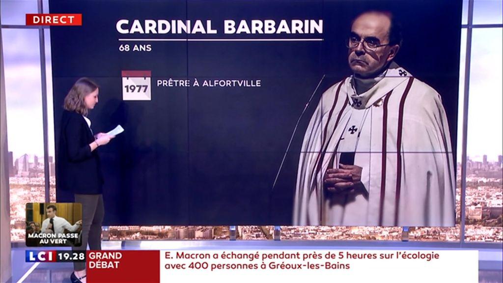 La condamnation du cardinal Philippe Barbarin
