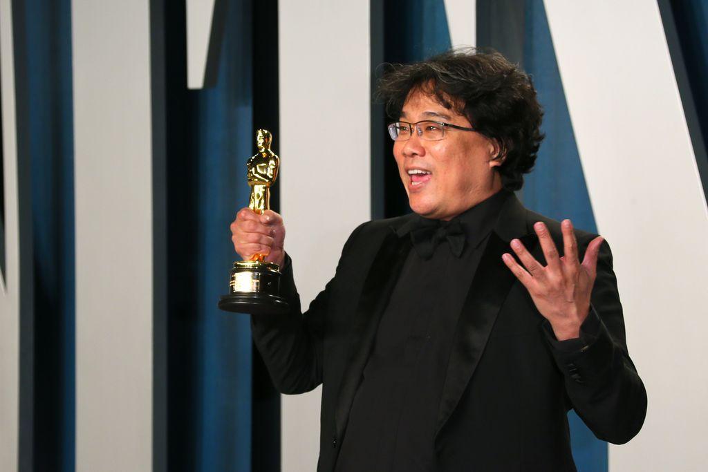 "4 Oscars pour ""Parasite"" : pourquoi on adore Bong Joon-ho"