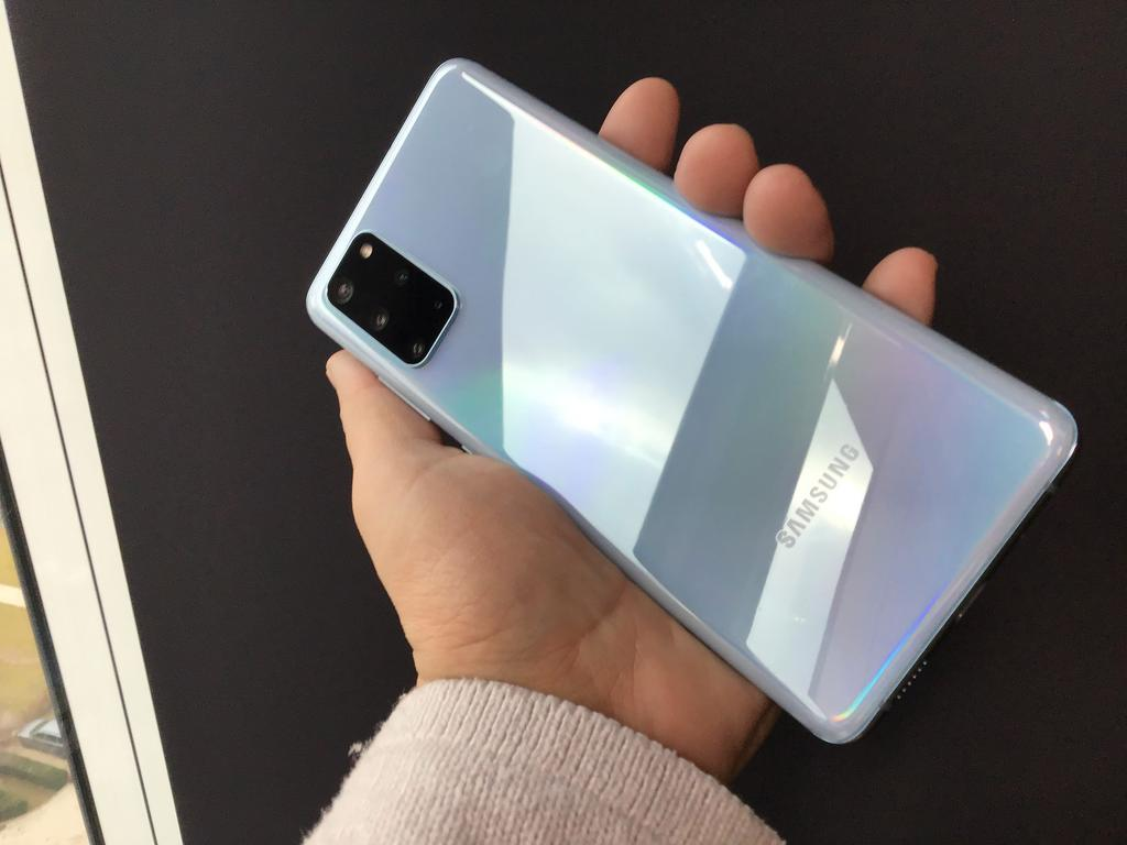 Samsung Galaxy S20 Ultra : on a pris en main le nouveau pro de la photo