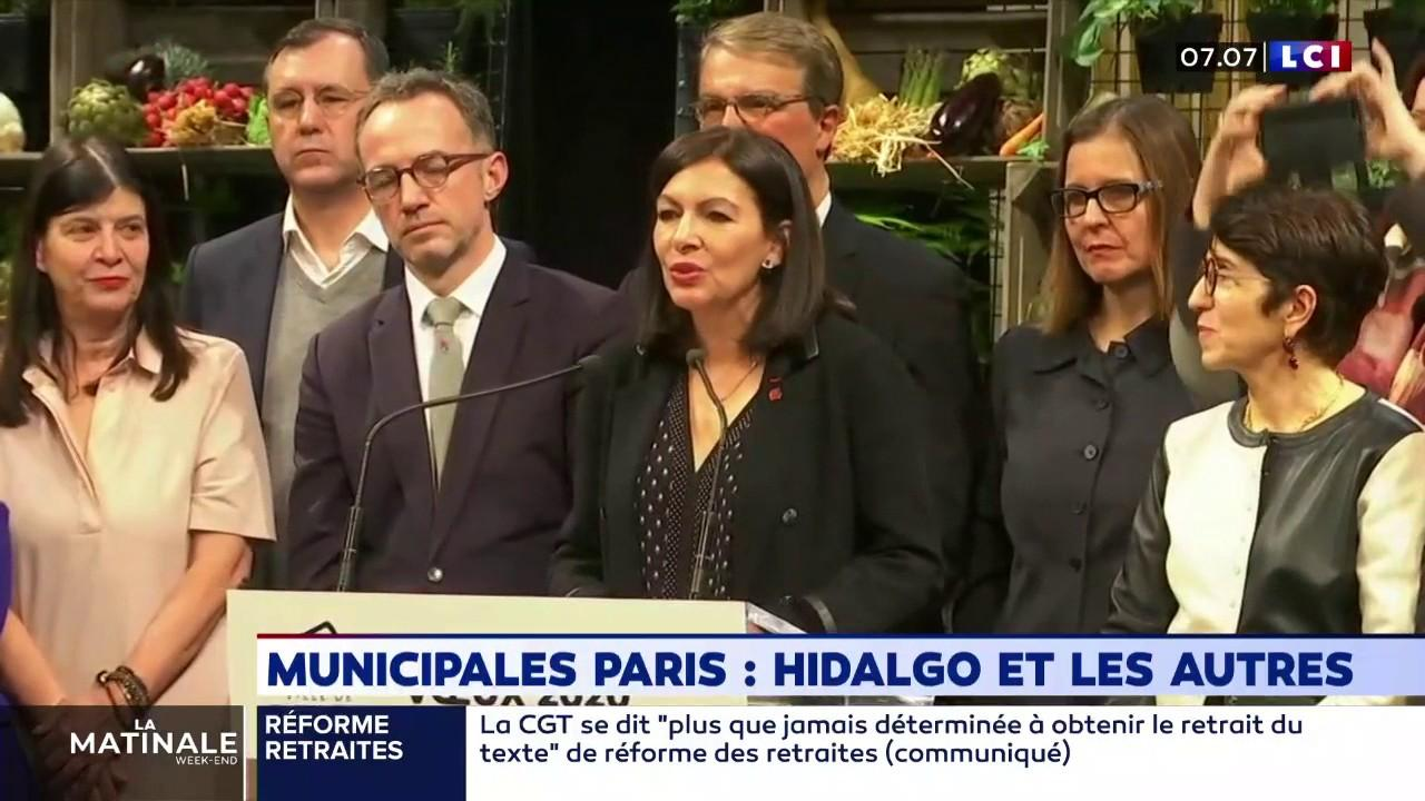 Municipales 2020 100 Velo Forets Urbaines Centre Pieton Ce