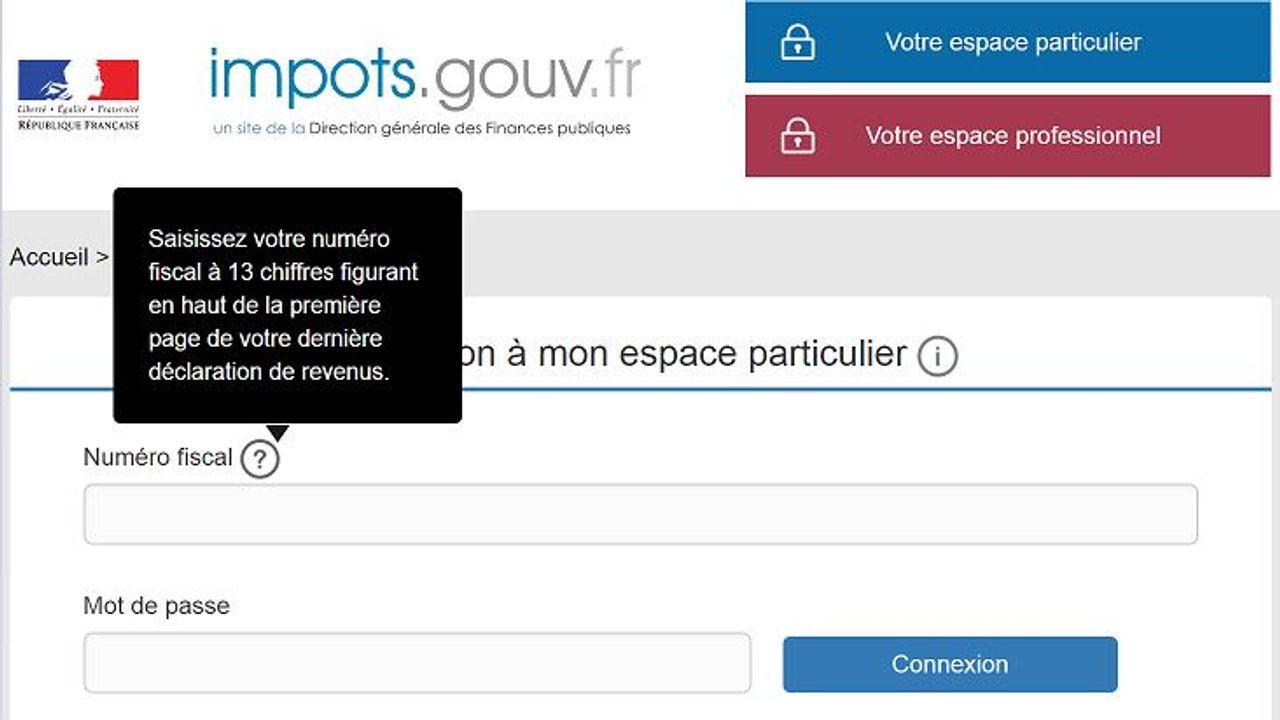 impots.gouv.fr payer mes impots