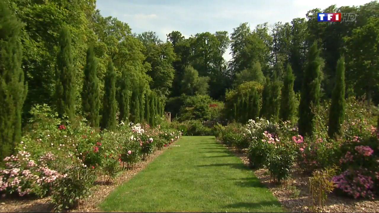 Escapade dans un jardin extraordinaire lci for Jardin extraordinaire