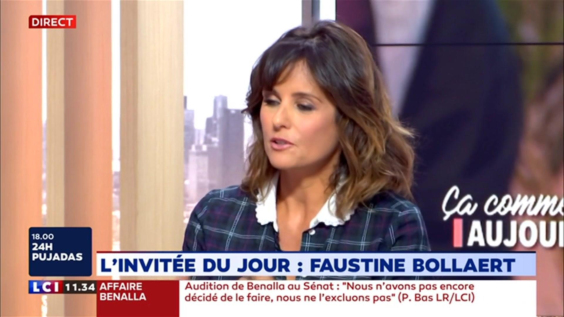 Faustine Bollaert Nude Photos 26