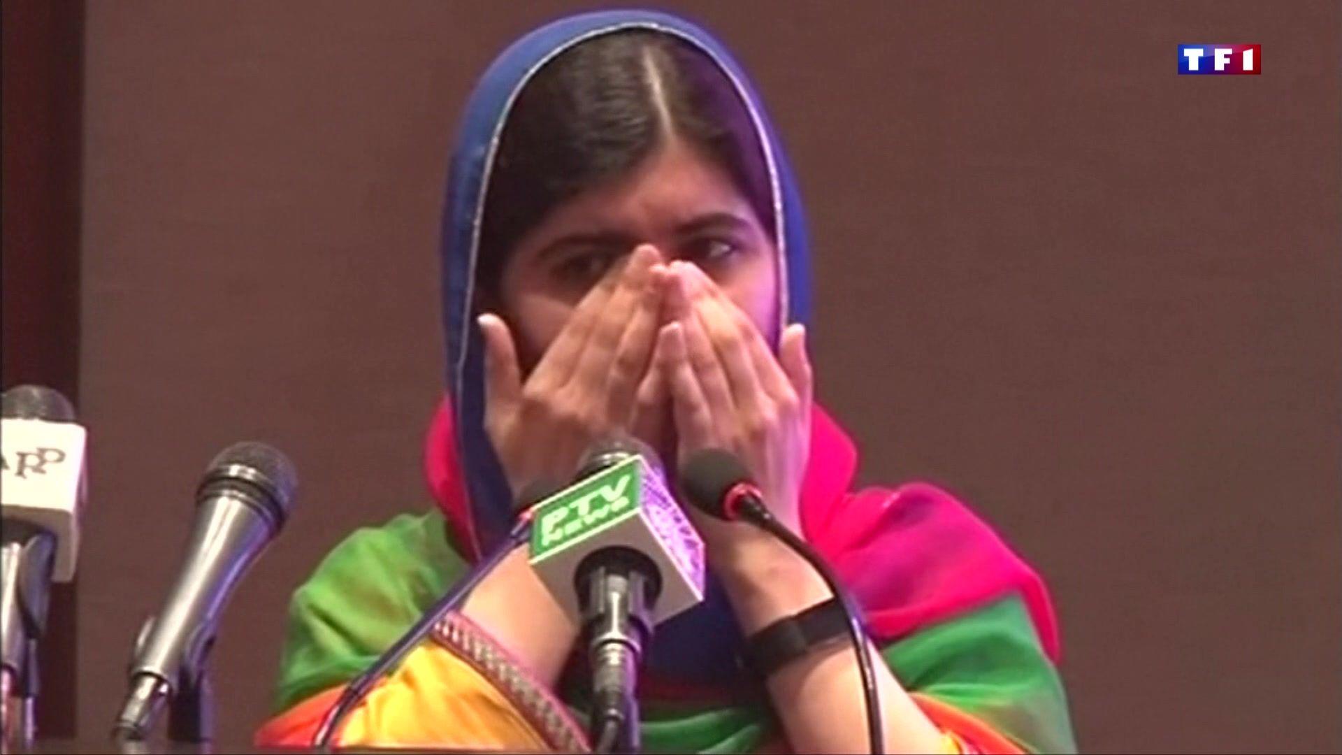 Pakistan Malala Yousafzai Retrouve Sa Vallée Natale Lci