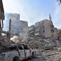 Le drame d'Alep