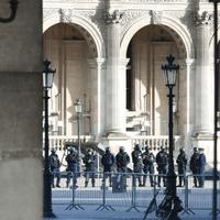L'attaque au Louvre