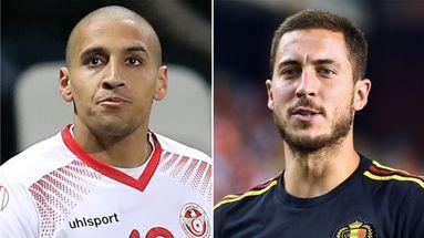 EN DIRECT - Belgique-Tunisie : Hazard et Lukaku font sauter la banque !