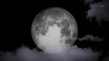 "Elle va illuminer le ciel mardi soir : qu'est-ce qu'une ""super-Lune"" ?"