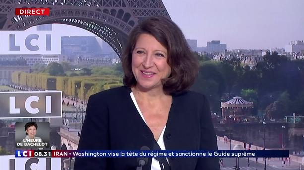 L'interview politique de Christophe Jakubyszyn du 25 juin 2019 : Agnès Buzyn