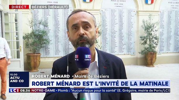 L'invité politique du vendredi 19 juillet 2019 : Robert Ménard