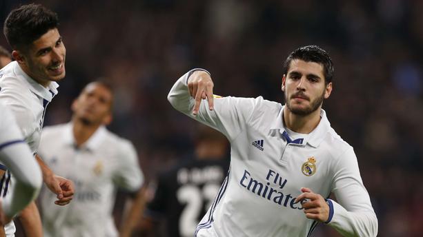 Mercato : le PSG aussi sur Alvaro Morata ?