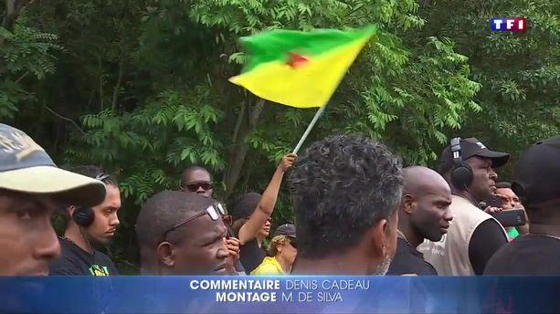 3e semaine de tensions en Guyane