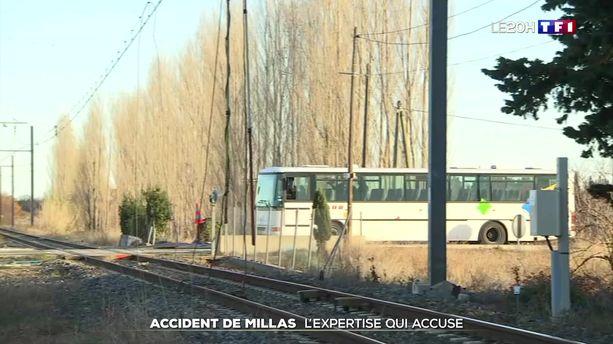 Accident de Millas : l'expertise accuse la conductrice