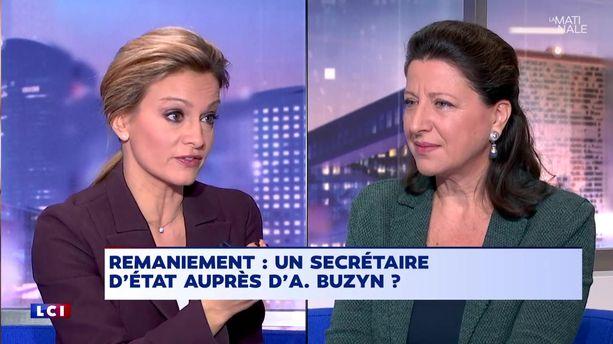 L'invité politique d'Audrey Crespo-Mara du 24 novembre 2017 : Agnès Buzyn, ministre des Solidarités et de la Santé