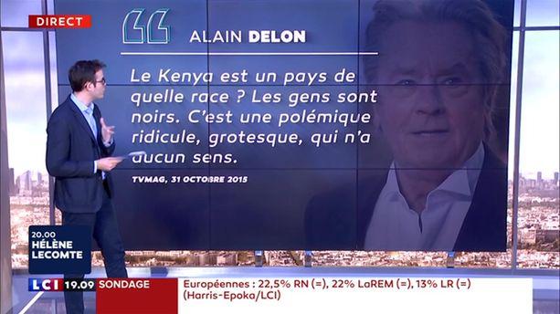 Alain Delon : faut-il renoncer à sa Palme ?