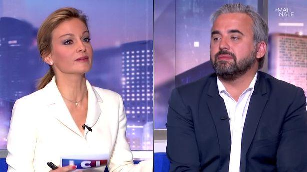 Alexis Corbière, invité d'Audrey Crespo-Mara lundi 7 mai