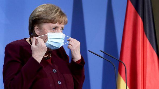 Allemagne : Angela Merkel vaccinée avec l'AstraZeneca