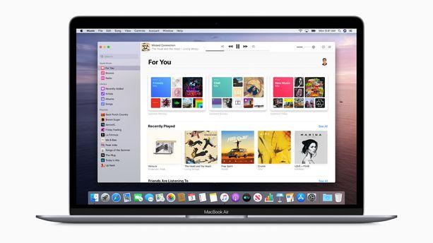 WWDC 2019 : Apple enterre iTunes, que vont devenir vos contenus ?