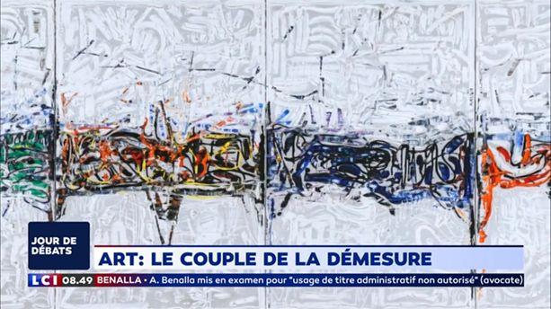 Art : le couple de la démesure
