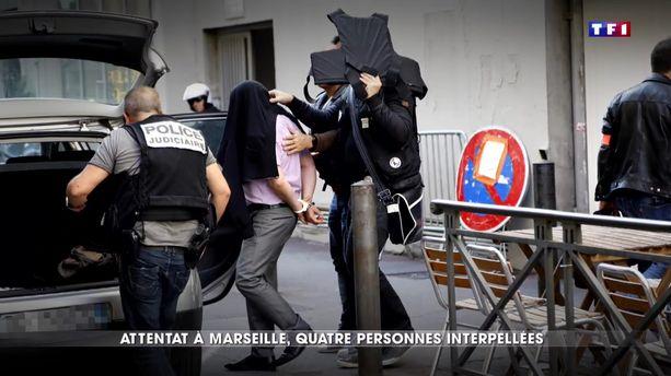 Attentat de Marseille : l'assaillant a-t-il agi seul ?