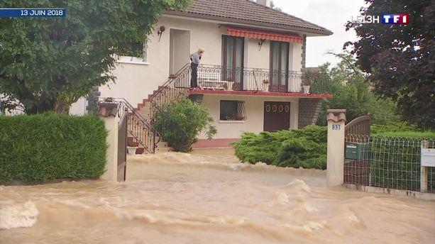 Béarn, un an après les inondations