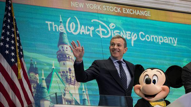 Qui est Bob Iger, le super-patron de Disney qui fait trembler Hollywood ?