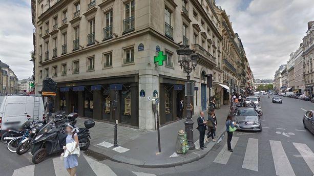INFO TF1/LCI - Braquage à 5 millions d'euros chez Buccellati : trois arrestations