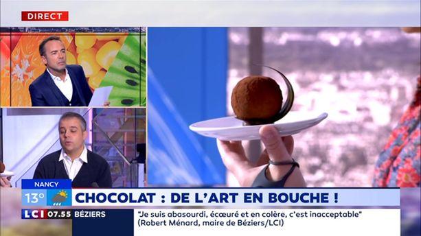 Chocolat : de l'art en bouche !