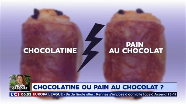 Chocolatine ou pain au chocolat ?