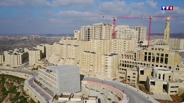 Cisjordanie: Rawabi, une ville palestinienne du futur