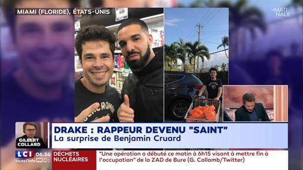 "Clip ""God's Plan"" : Drake serait-il devenu un saint ?"
