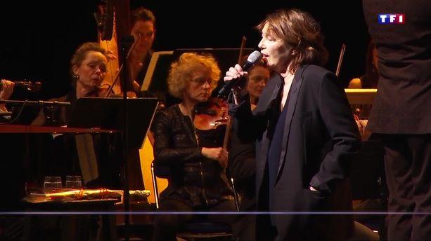 Concerts : quand Jane Birkin chante Gainsbourg