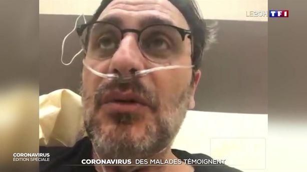 Coronavirus : des malades témoignent