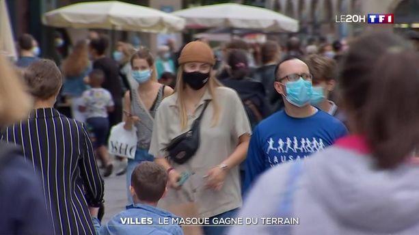 Coronavirus : port du masque obligatoire dans treize communes du Bas-Rhin