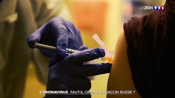 Covid-19 : faut-il croire au vaccin russe ?