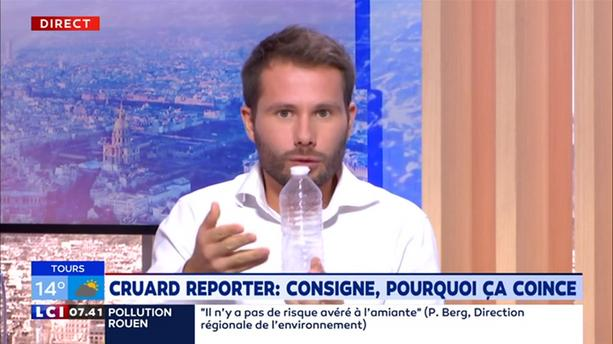 Cruard Reporter : Consigne, pourquoi ça coince ?