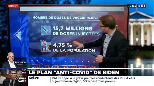 "Cruard Reporter : Le plan ""anti-Covid"" de Joe Biden"