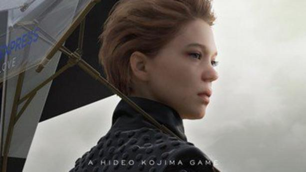 E3 2018 : Léa Seydoux s'invite au casting du jeu Death Stranding