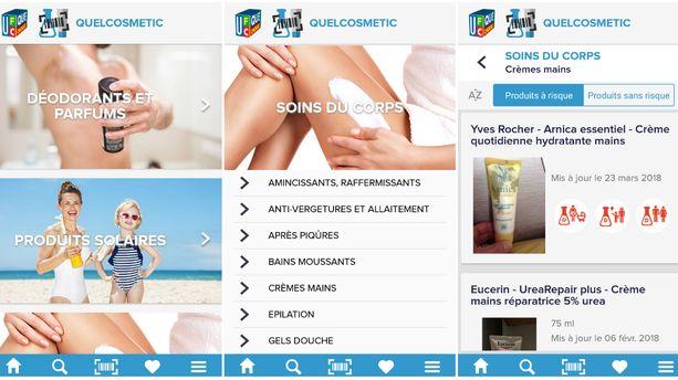 demo quelcosmetic 5ec9dc 1@1x - 5 applications pour mieux consommer