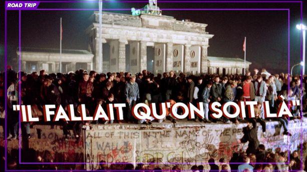 "Berlin, 1989-2019 : ""Il fallait qu'on soit là"""