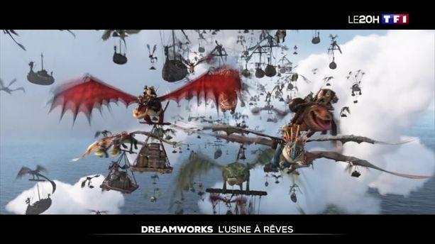 DreamWorks : l'usine à rêves