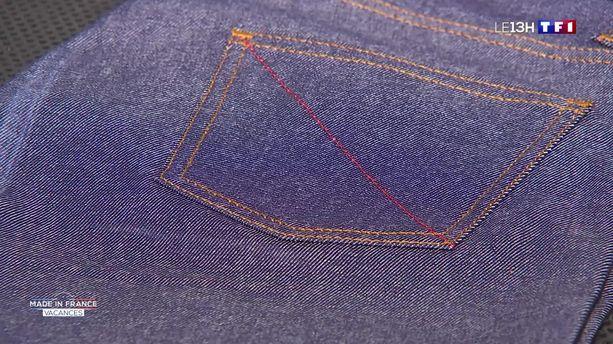 Drôme : 1 083 conçoit des jeans made in France - LCI