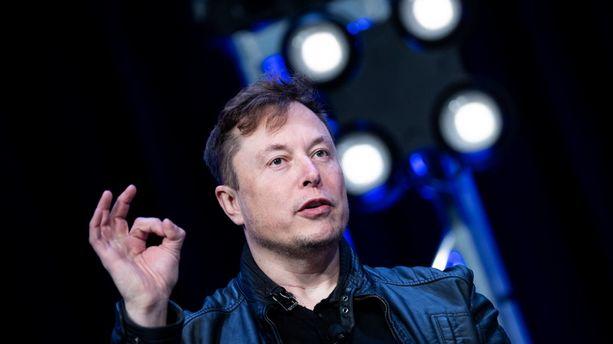 Elon Musk le 9 mars 2020.