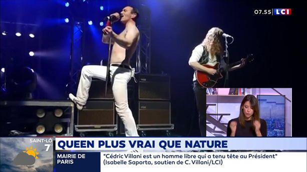 """Emmenez-Moi"" : Queen plus vrai que nature"