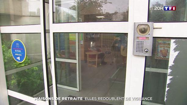 En Bretagne, des Ehpad se reconfinent