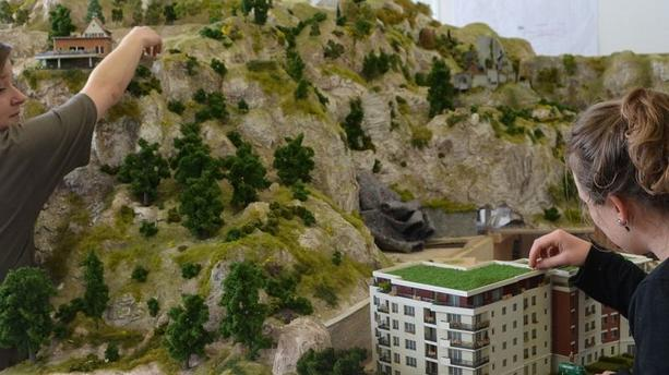 Mini World Lyon ou le futur paradis de la miniature